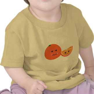 Cute Orange Shirts