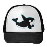Cute Orca (Killer Whale) Trucker Hat