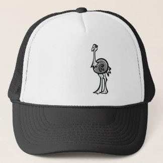 Cute Ostrich; Cool Trucker Hat