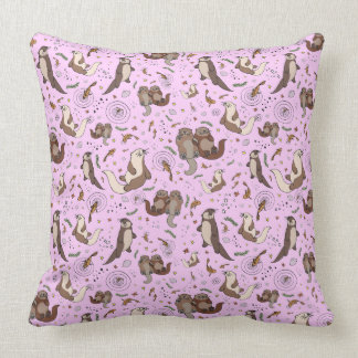 Cute Otter Cushion