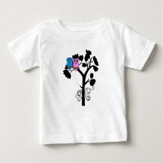 Cute Owl Baby Clothing Tshirt