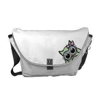 Cute Owl Bag Messenger Bags