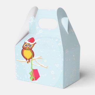 cute owl Favour Box