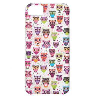 Cute owl iphone 5 case