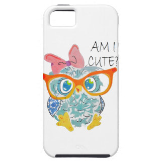 Cute Owl iPhone 5 Covers