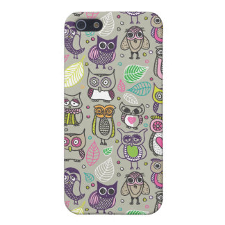 Cute owl iphone case cover for iPhone 5