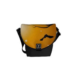 Cute owl messenger bags