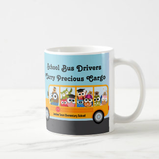 Bus Driver Thank You Mugs, Bus Driver Thank You Coffee & Travel Mug ...