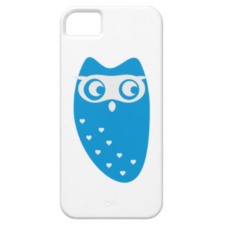 Cute owl with hearts cover for iPhone 5/5S