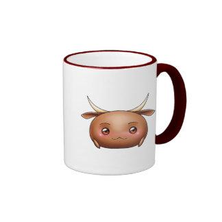 Cute Ox Blob Mug