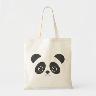 Cute panda bag for life