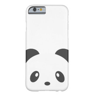 Cute panda barely there iPhone 6 case