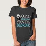 Cute Panda Bear Tshirt