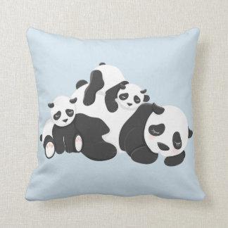 Cute panda Bears baby Design Cushion