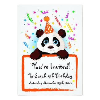 Panda Invitations & Announcements | Zazzle.co.uk