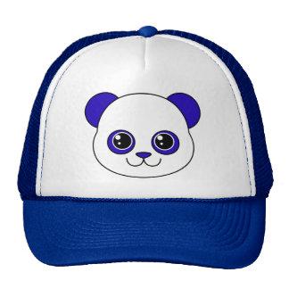 Cute Panda Blueberry Cap