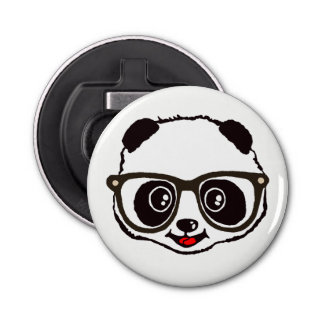 Cute Panda Bottle Opener
