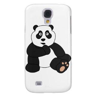 Cute Panda Design Galaxy S4 Case
