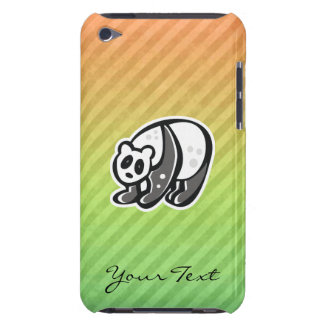 Cute Panda Design iPod Touch Cover