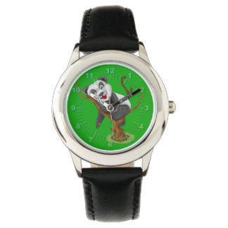 Cute Panda illustration Watch