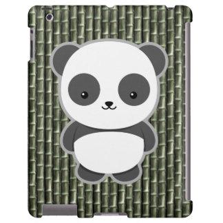 Cute Panda iPad Case