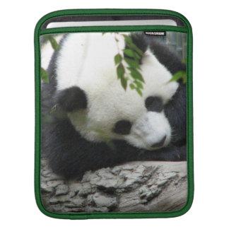 Cute Panda iPad Sleeve