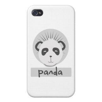 cute panda iPhone 4 cover