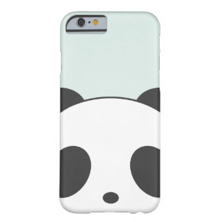 Cute Panda iPhone Case
