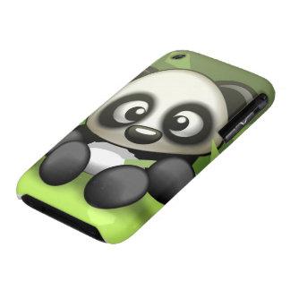 cute panda iphone case iPhone 3 Case-Mate cases