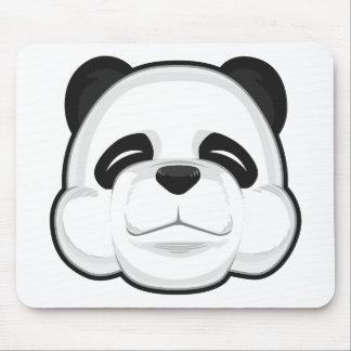 Cute Panda Mousepads