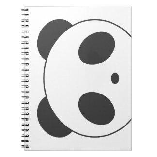 Cute Panda Notebook