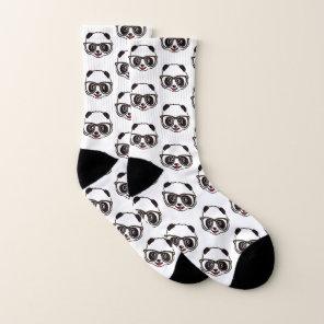Cute Panda Socks