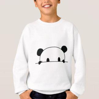 Cute panda spy sweatshirt