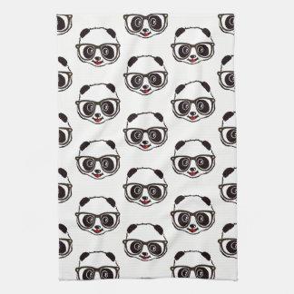 Cute Panda Tea Towel