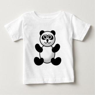 Cute Panda Teddy Bear Baby T-Shirt