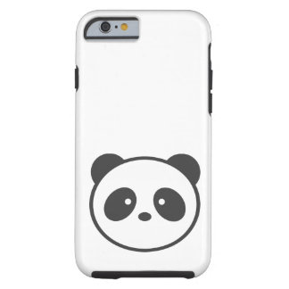 Cute panda tough iPhone 6 case