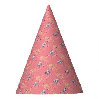 Cute Paper Party Hat - Fanti