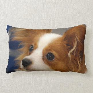 Cute Papillon Dog Pillows
