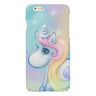 Cute Pastel Colored Unicorn Star Case iPhone 6 Plus Case