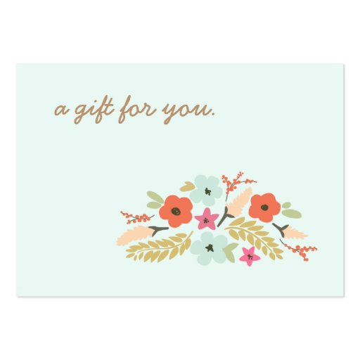 Create your own massage spa therapist business cards for Cute gift certificate template free