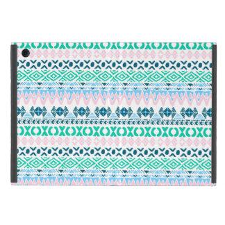 Cute pastel navaho art patterns case for iPad mini