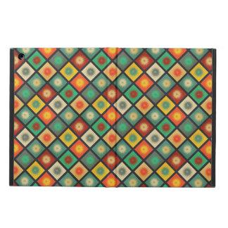 Cute pastel navaho art patterns iPad air cover
