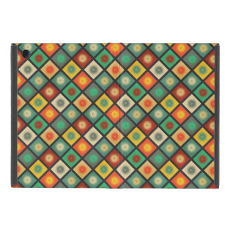 Cute pastel navaho art patterns iPad mini cover