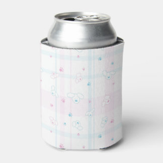 Cute pattern with dogs can cooler