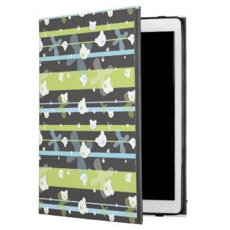 """Cute pattern with little bears iPad pro 12.9"""" case"""