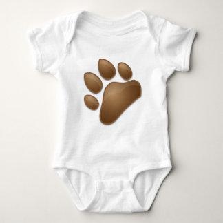 cute paw print tee shirt