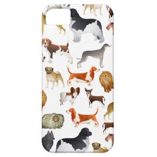 Cute Pedigree Pet Dog Wallpaper Design Case For The iPhone 5