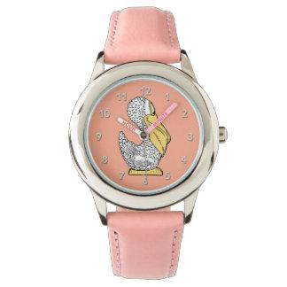 Cute Pelican kids' watches