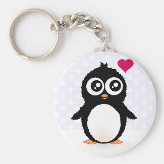 Cute penguin cartoon