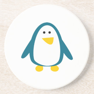 Cute Penguin Coaster